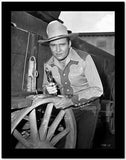Gene Autry in Cowboy Attire High Quality Photo