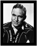Gene Autry Posed in Cowboy Outfit High Quality Photo