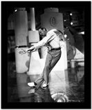 Fred Astaire Dancing in White Shoes High Quality Photo