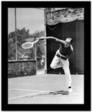 Fred Astaire Serving Ball in Tennis High Quality Photo