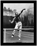 Fred Astaire Playing Tennis in White Shoes High Quality Photo
