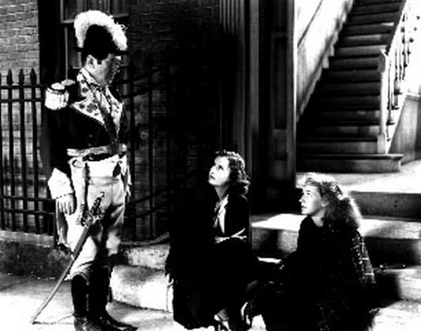 Plough And The Stars Rank Official Talking to Ladies Excerpt from Film Premium Art Print