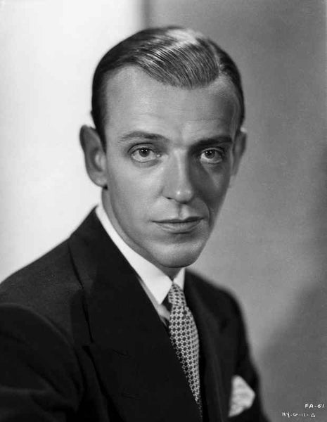 Fred Astaire in Formal Suit Premium Art Print