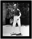 Fred Astaire Carrying Two Tennis Rackets High Quality Photo