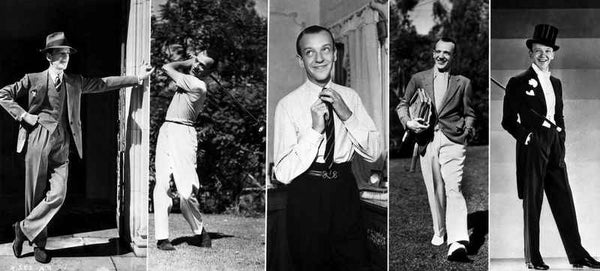Fred Astaire Images Premium Art Print