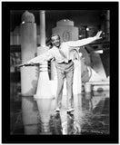 Fred Astaire Spreading Arms Like a Plane High Quality Photo