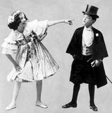 Fred Astaire Child Version Premium Art Print