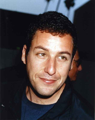 Adam Sandler Head Shot Portrait High Quality Photo