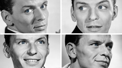 100 Years of Sinatra, Limited Edition Photomontage, Copyright 2015 Movie Star News. All rights reserved. SINATRA_100-005