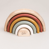 Painted / Stained Wooden Rainbow (6-arch)
