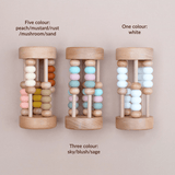 Rolling Abacus Rattle