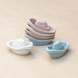 Set of 6 Stacking Bath Boats