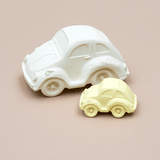 Beetle Car Rubber Toys