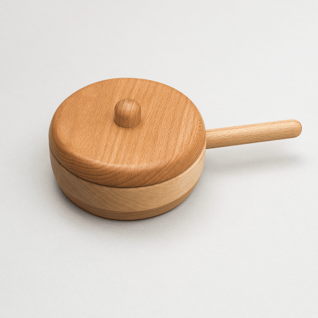 Wooden Frying Pan