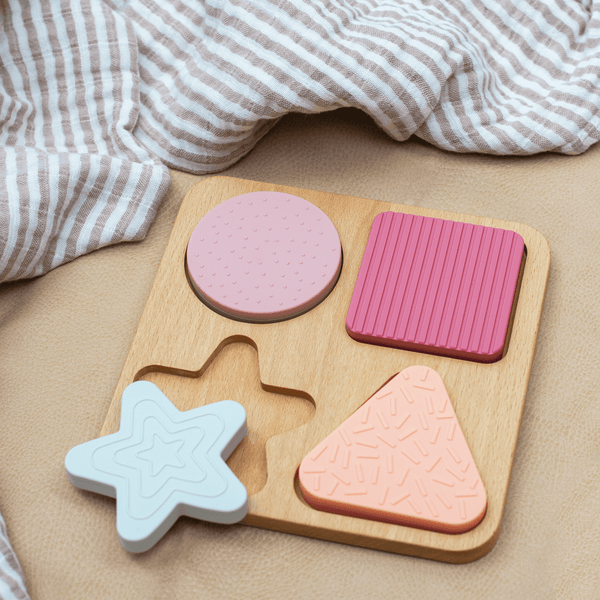 Wooden Teether Puzzle
