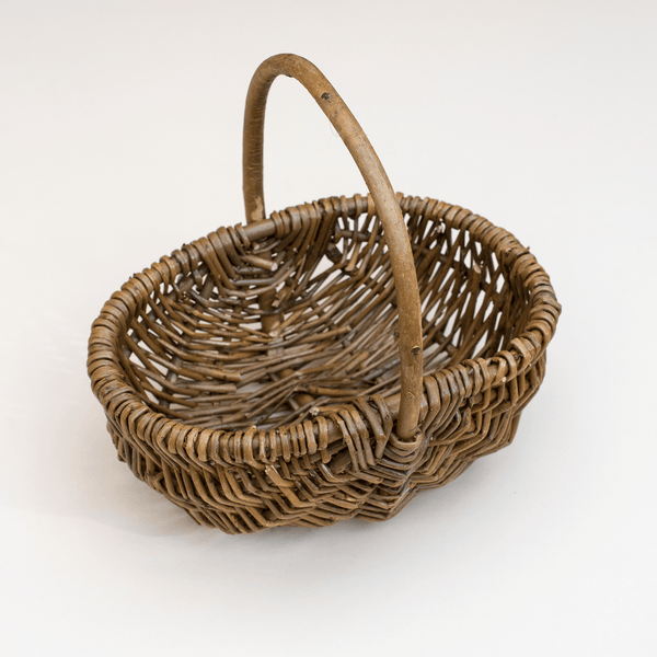 Rustic Wicker Basket