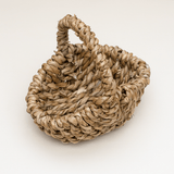 Little Seagrass Shopper Basket