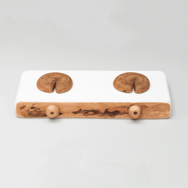 Wooden Stove Top