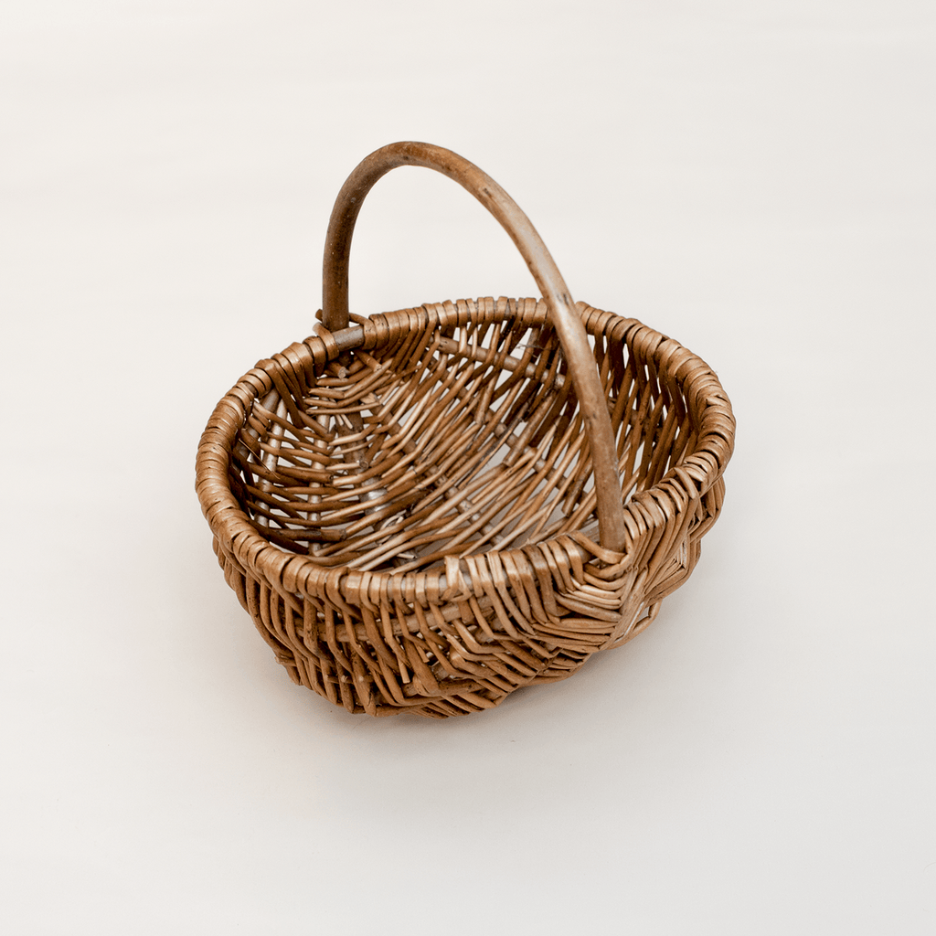 Wicker Mini Basket