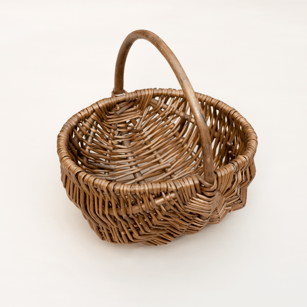 Wicker Midi Basket