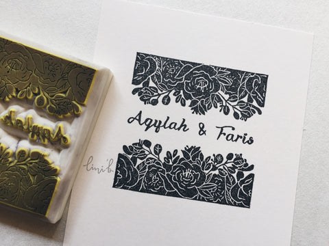 Wedding Stamp (Your design)