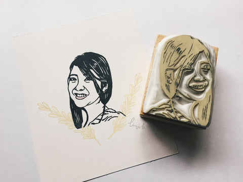 Portrait Stamp