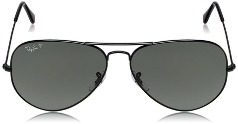 8b84fbedf Ray-Ban Aviator Sunglasses (Black) (RB3025|002/58|58 – Devi Opticians