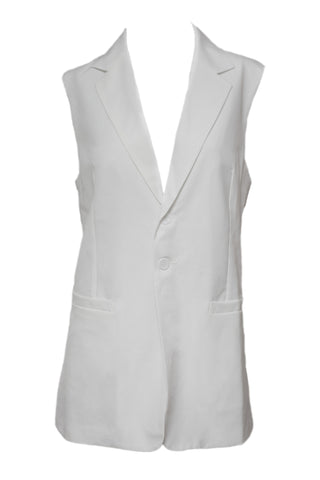 Freda Sleeveless Blazer