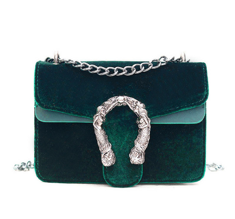PRE-ORDER Kaia Crossbody Bag - Emerald