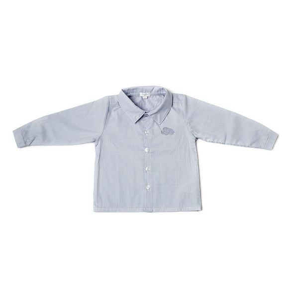 Camisa Tommy Gris
