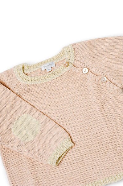 Sweater Elly Rosa
