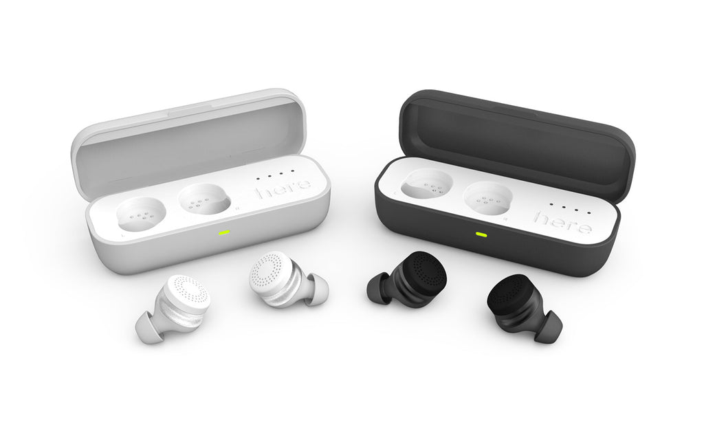 Introducing Here One™: <br>The Future Of In-Ear Computing