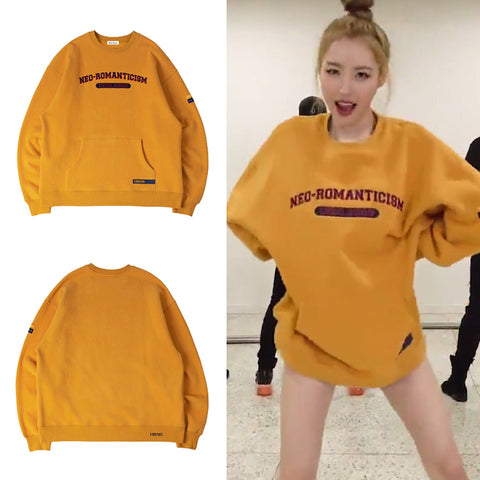 SUNMI NEO ROMANTICISM SWEATER