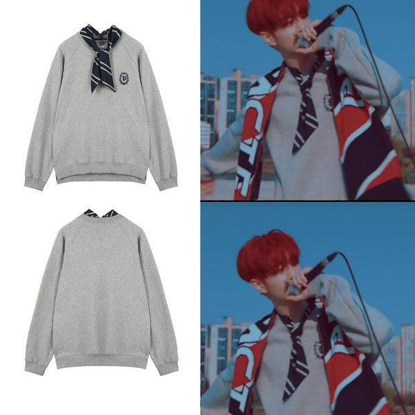 GOT7 MARK UNIFORM STYLED SWEATER