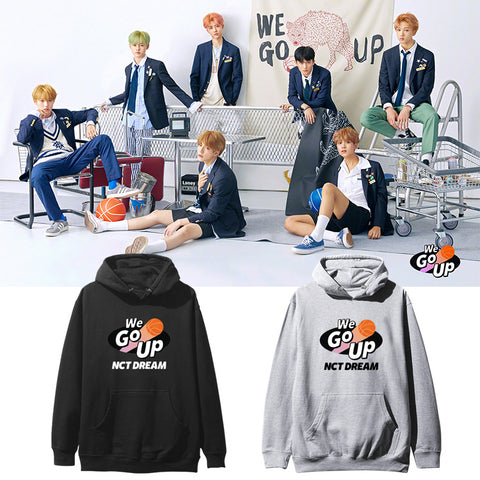NCT DREAM WE GO UP HOODIE