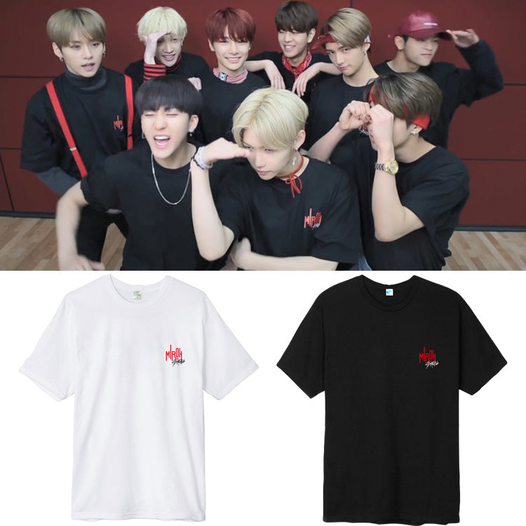 76595c2e28835 STRAY KIDS MIROH T-SHIRT