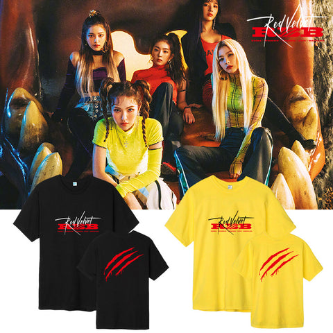 RED VELVET REALLY BAD BOY T-SHIRT