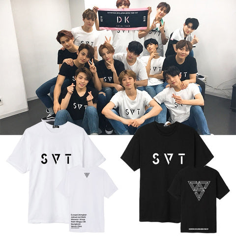 SEVENTEEN 2018 JAPAN ARENA TOUR SVT T-SHIRT
