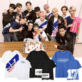 SEVENTEEN SAY THE NAME CONCERT T-SHIRT
