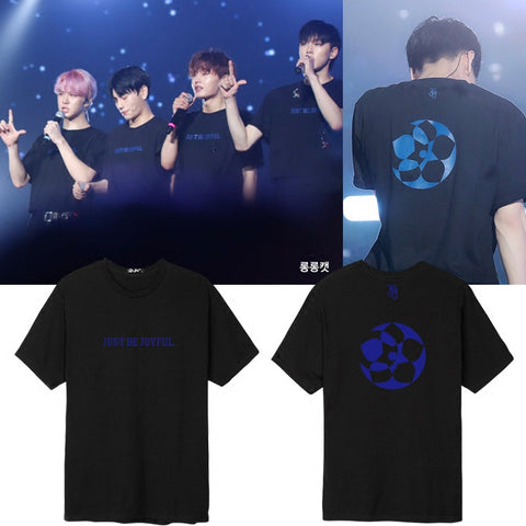 JBJ JUST BE JOYFUL EPILOGUE CONCERT T-SHIRT