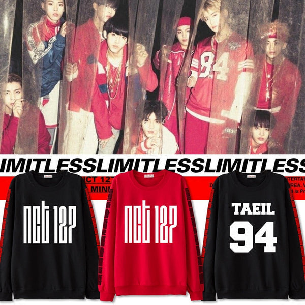 NCT 127 MEMBER SWEATERS