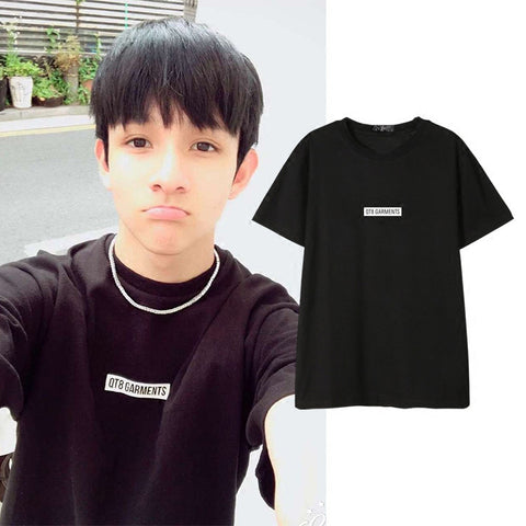KIM SAMUEL GARMENTS T-SHIRT