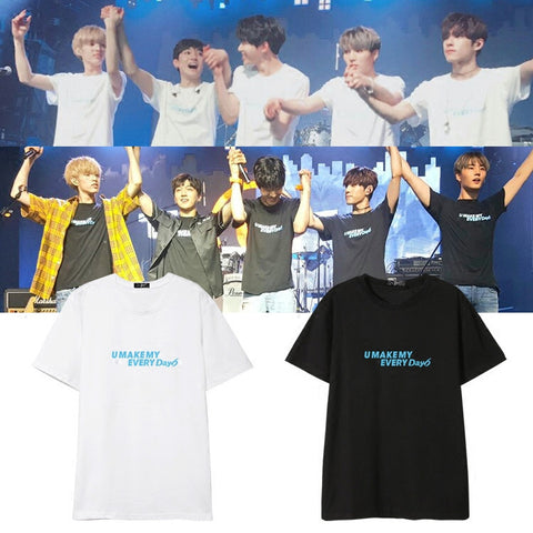 DAY6 EVERYDAY6 CONCERT T-SHIRT