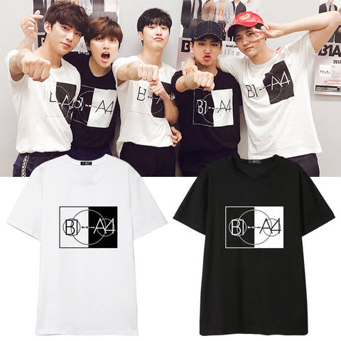 B1A4 BE THE ONE CONCERT T-SHIRT
