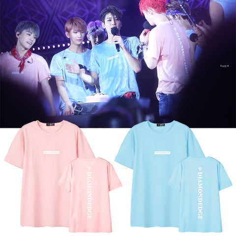 SEVENTEEN DIAMOND EDGE CONCERT T-SHIRT