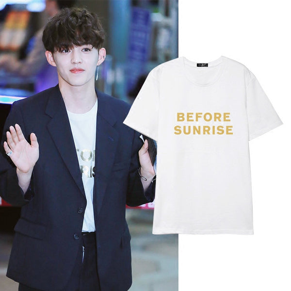 SEVENTEEN SCOUPS BEFORE SUNRISE T-SHIRT