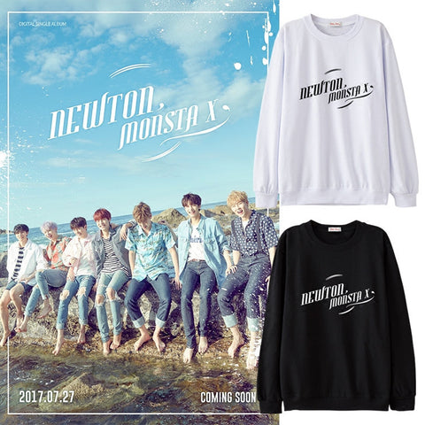 MONSTA X NEWTON SWEATER