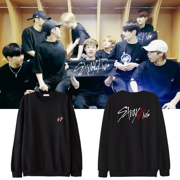 STRAY KIDS I AM NOT DEBUT SHOWCASE SWEATER