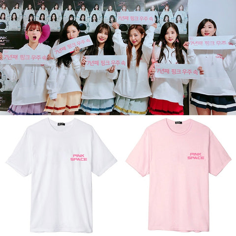APINK PINK SPACE CONCERT T-SHIRT