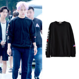BAP DAEHYUN USA SWEATER